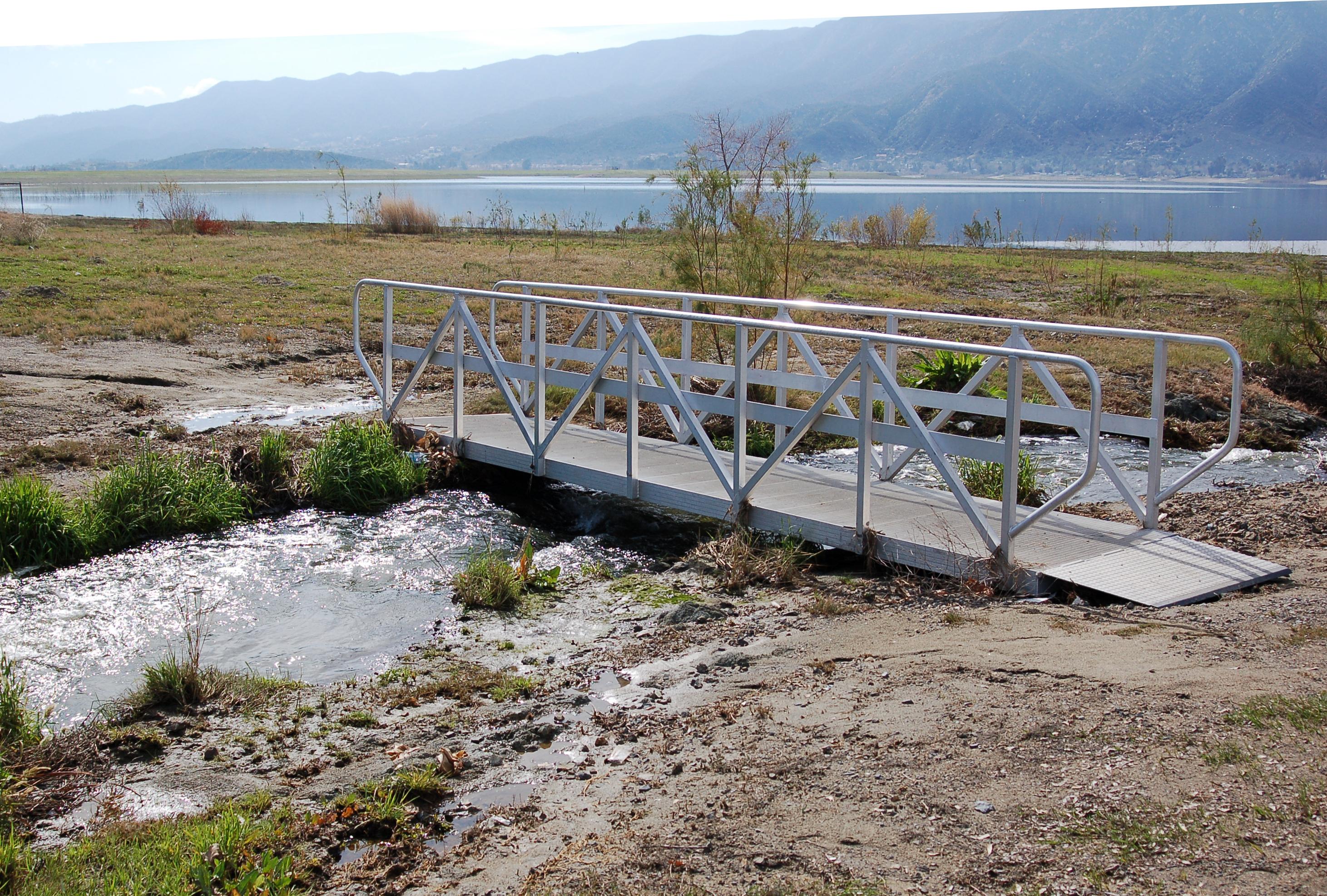2010 so promising for lake elsinore kramer gone fishing for Lake elsinore fishing report