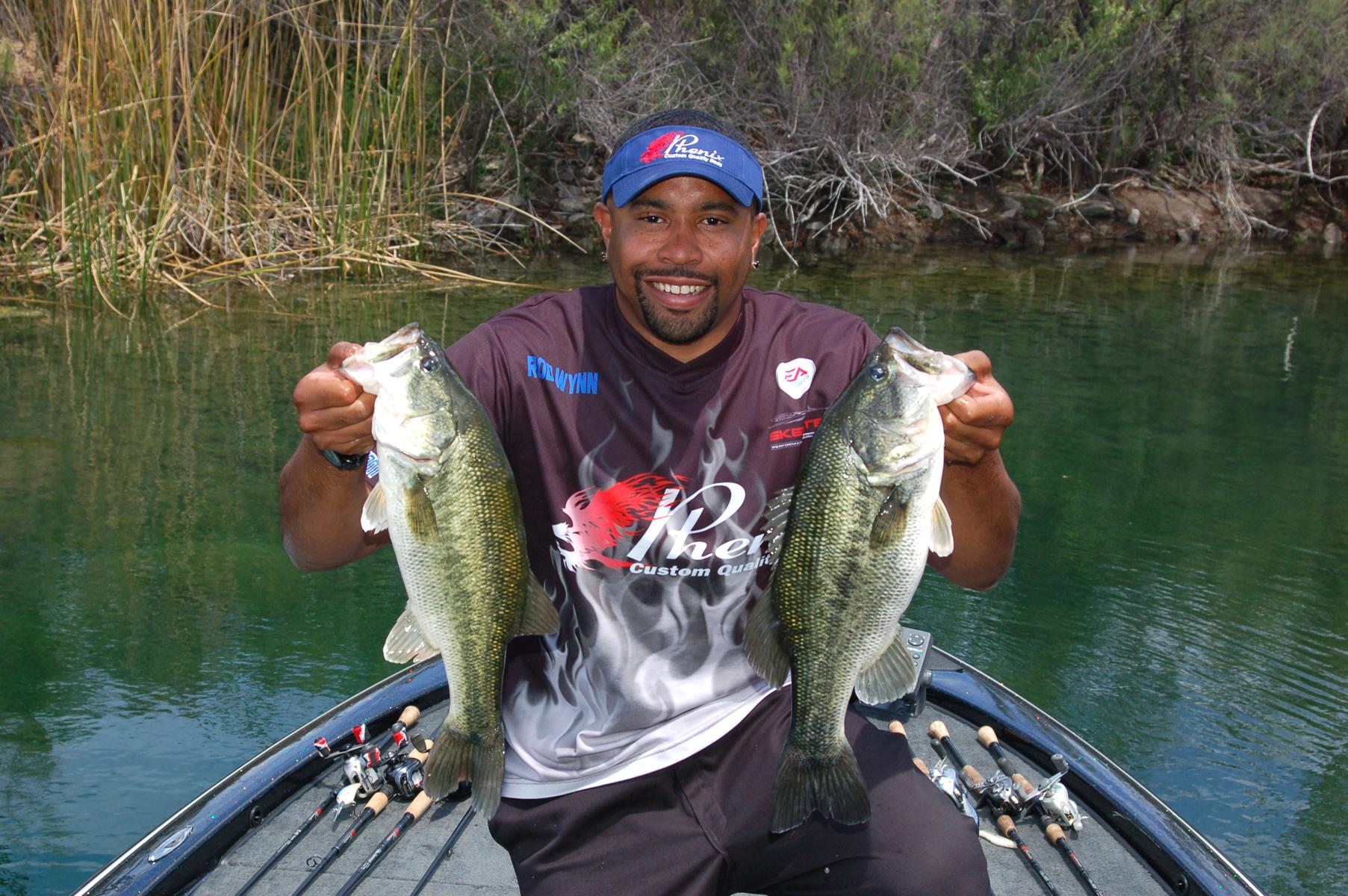 Lake skinner a winner today kramer gone fishing for Lake skinner fishing