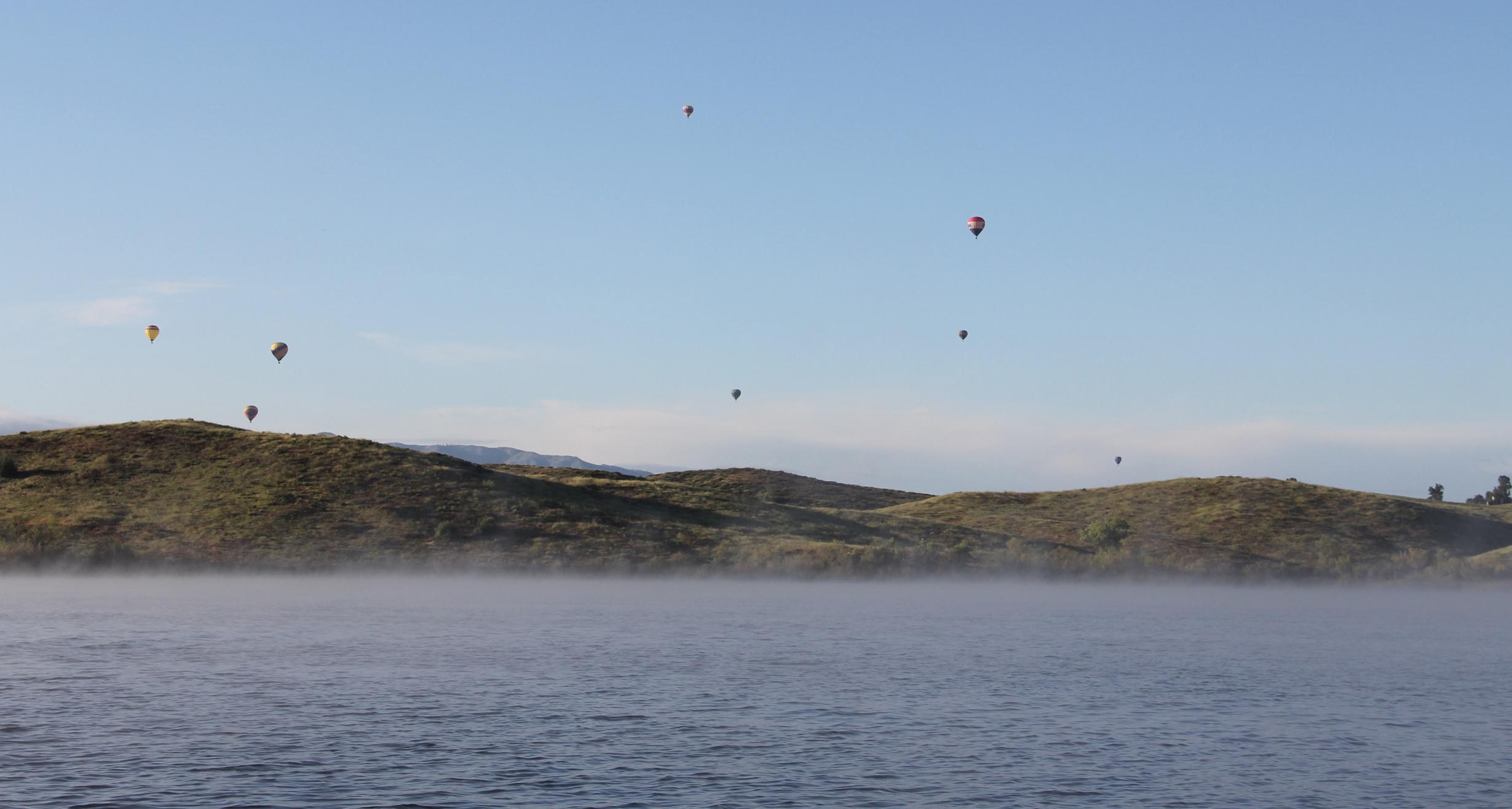 Roiled water spurs senko bite at lake skinner kramer for Lake skinner fishing report