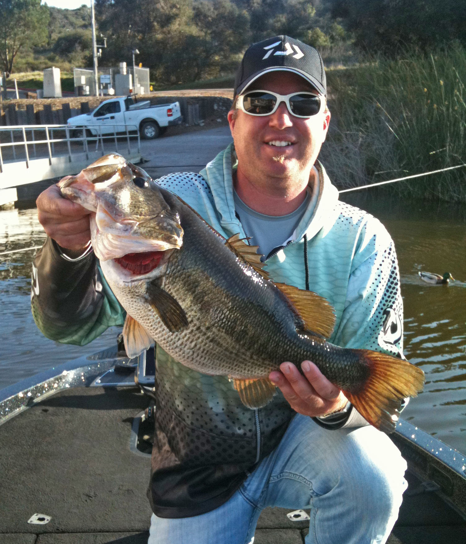 Rusty brown search results kramer gone fishing for Lake hodges fishing report
