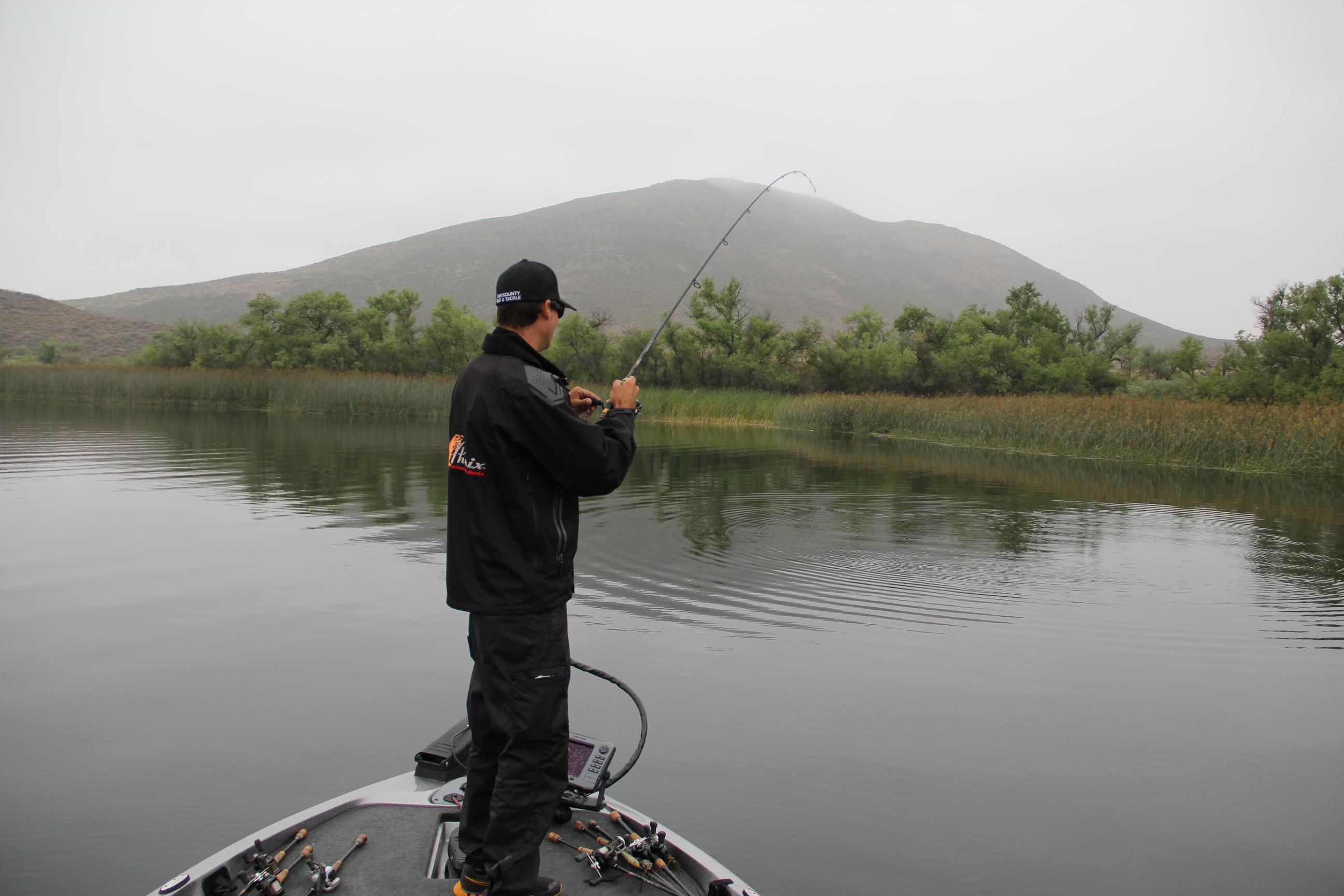 Festival gives lake skinner a rest kramer gone fishing for Lake skinner fishing
