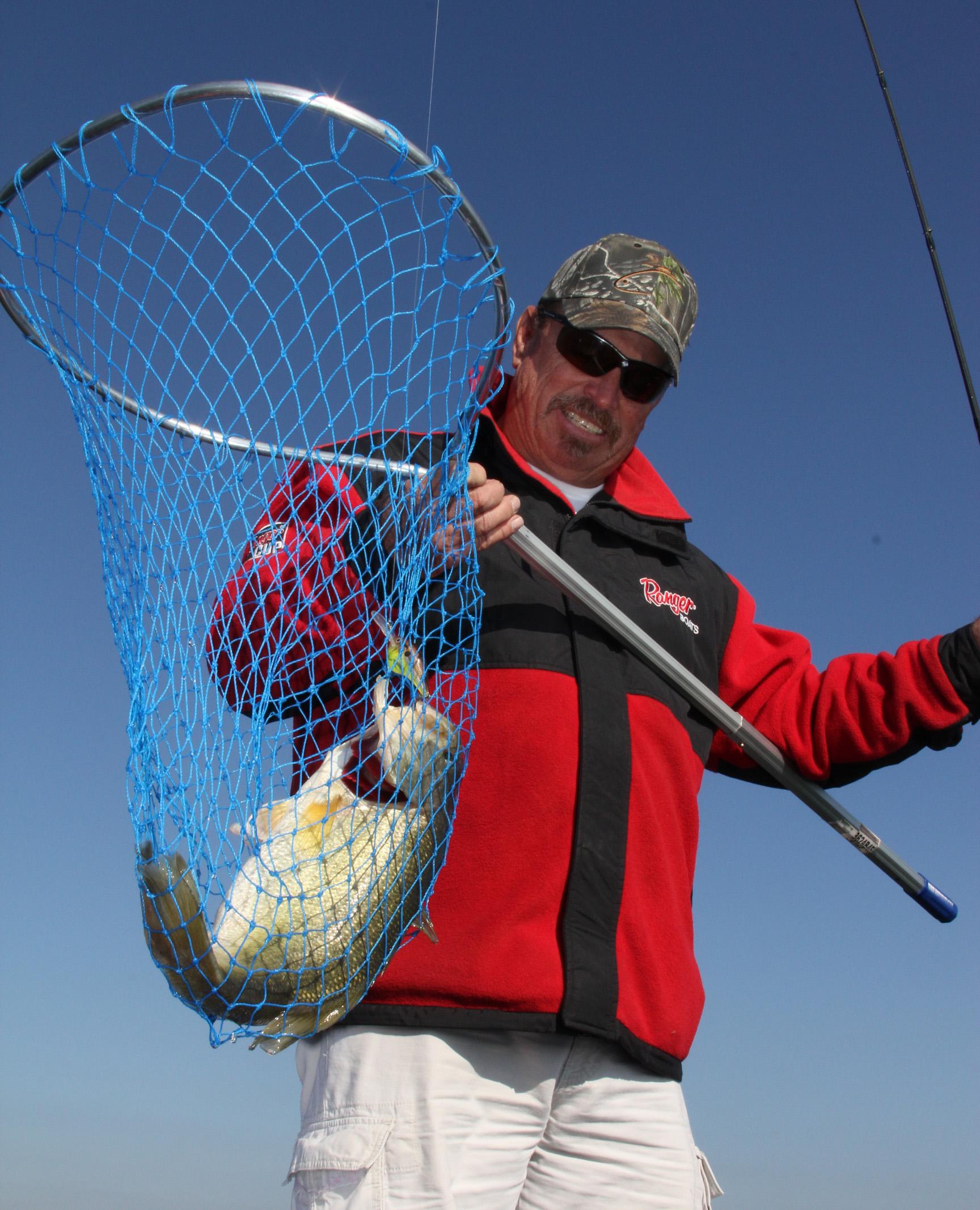 Lake elsinore the weekend report kramer gone fishing for Lake elsinore fishing report