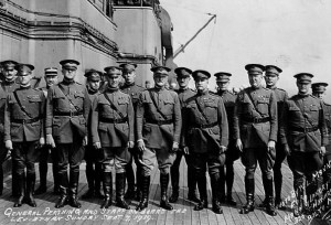 general-pershing-and-staff