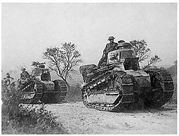 tank ww 1