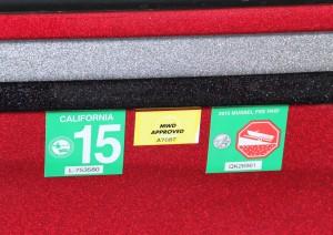 Cali stickers