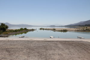 Lake Elsinore: 5-year slow death « Kramer Gone Fishing